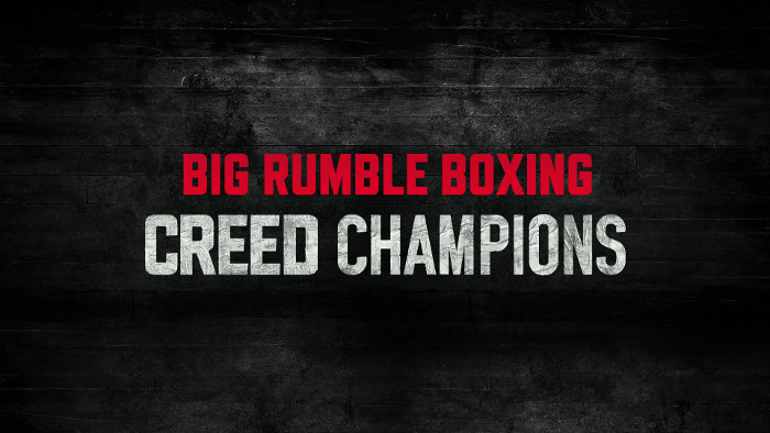 Big Rumble Boxing: Creed Champion Annunciato per Nintendo Switch