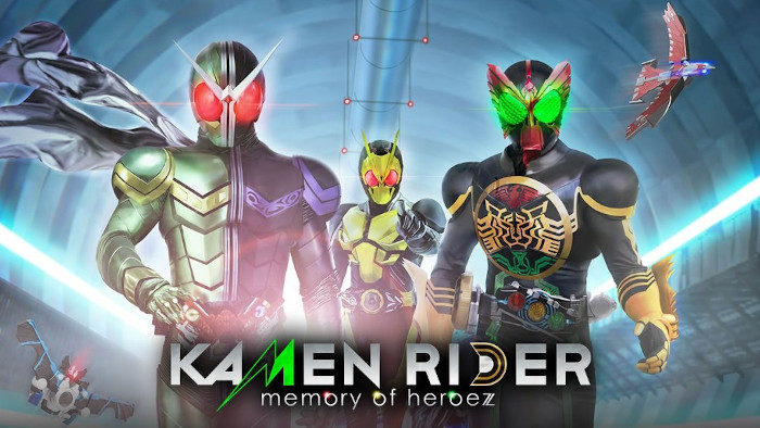 Annunciato Kamen Rider: Memory of Heroez