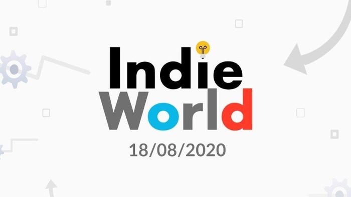 Nintendo Indie World 18/08/2020