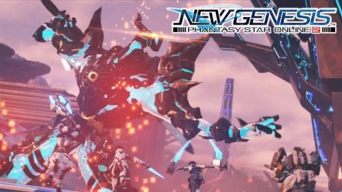 Phantasy Star Online 2: New Genesis Nintendo Switch