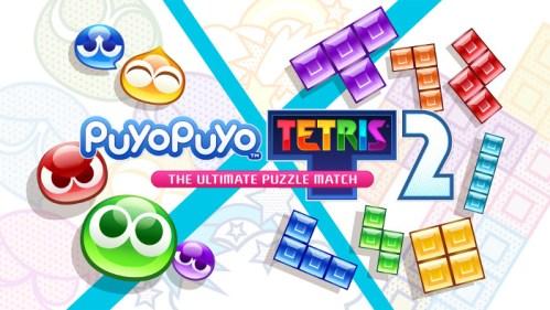 Puyo Puyo Tetris 2 Nintendo Switch