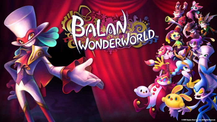 Balan Wonderworld Annunciato per Nintendo Switch