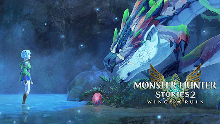 Annunciato Monster Hunter Stories 2 Wings of Ruin