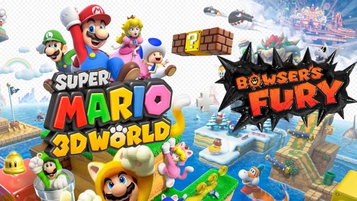 Annunciato Super Mario 3D World + Bowser's Fury per Nintendo Switch