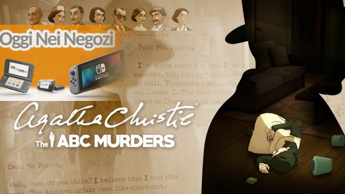 Oggi nei Negozi: Agatha Christie – The ABC Murders