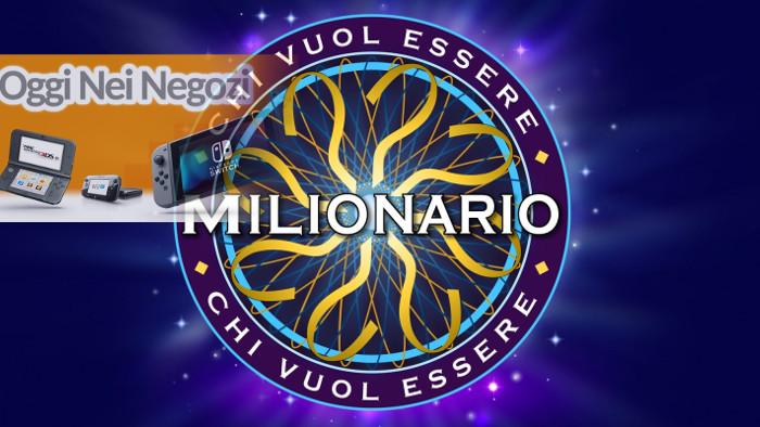 Oggi nei Negozi: Chi vuol essere milionario ?