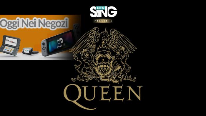 Oggi nei Negozi: Let's Sing Queen
