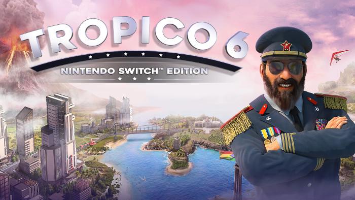 Tropico 6 Nintendo Switch Edition in Arrivo il 6 Novembre