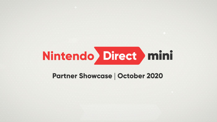 Nintendo Direct Mini Partner Showcase Ottobre 2020