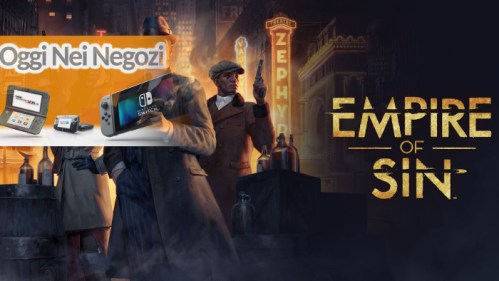 Oggi Nei Negozi: Empire Of Sin Nintendo Switch