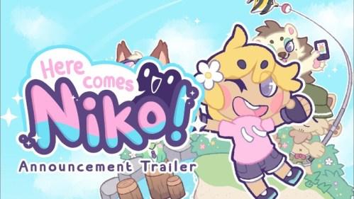 Here Comes Niko Nintendo Switch