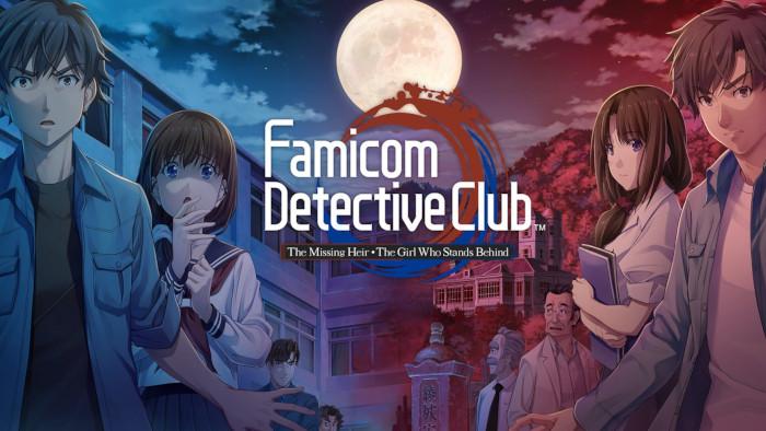Bonus Contenuti nella Famicom Detective Club Collector's Edition