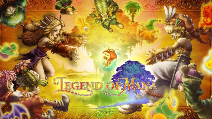 Legend of Mana Annunciato per Nintendo Switch