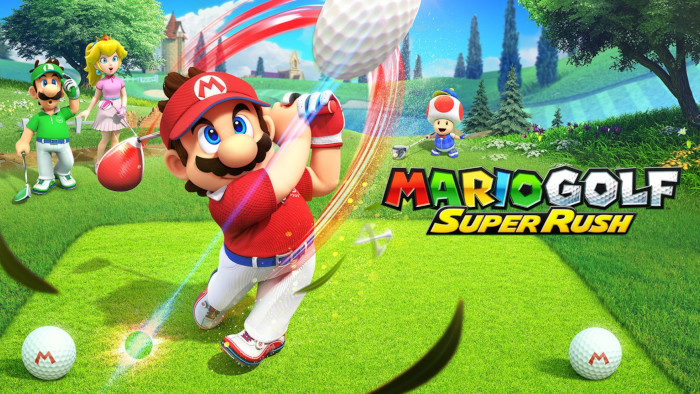 Annunciato Mario Golf: Super Rush