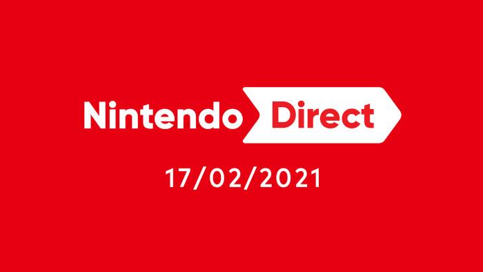 Nintendo Direct 17-02-2021