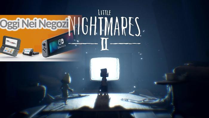 Oggi nei Negozi: Little Nightmares II