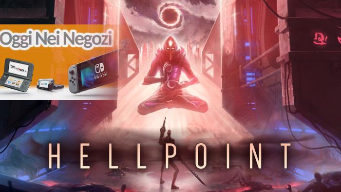 Oggi nei Negozi: Code: Hellpoint