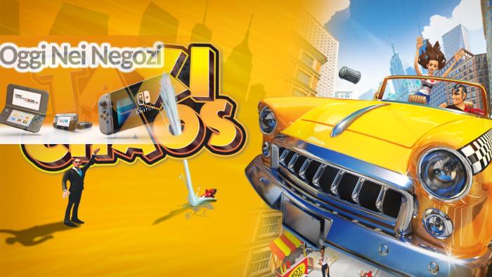 Oggi nei Negozi: Taxi Chaos