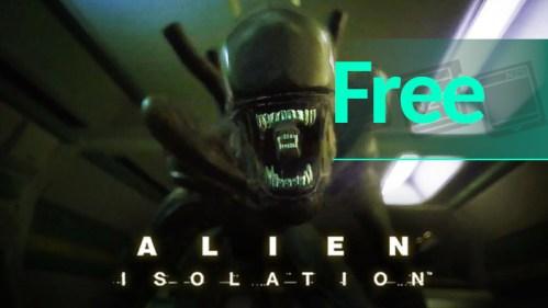 Alien Isolation Epic Games Store