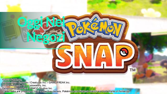 Oggi nei Negozi: New Pokémon Snap