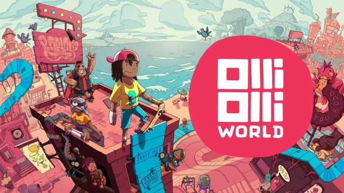 Annunciato OlliOlli World per Nintendo Switch