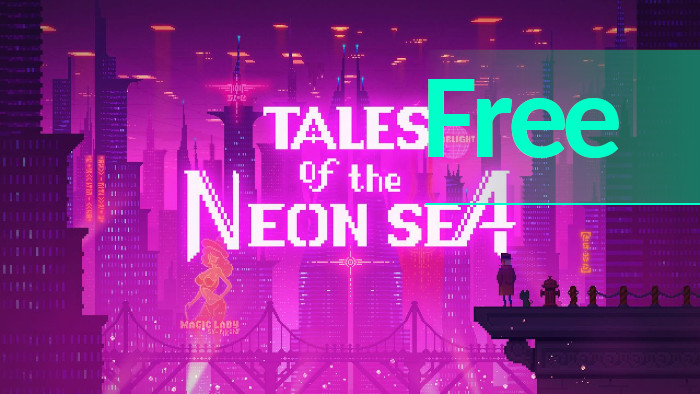 Tales of the Neon Sea – Epic Games Store