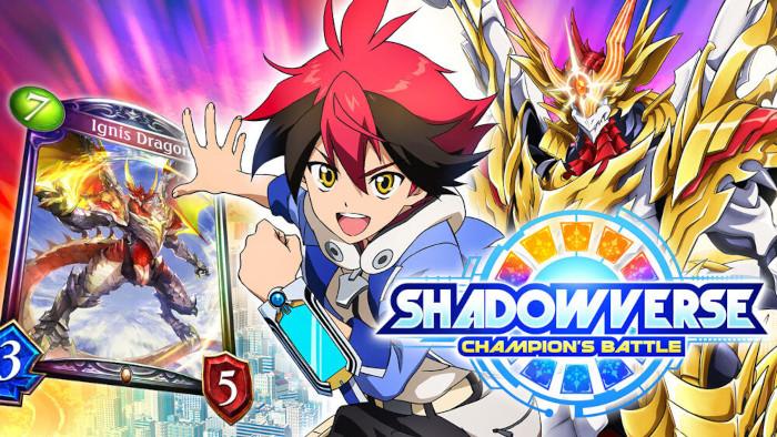Shadowverse: Champion's Battle Arriverà su Nintendo Switch in Estate