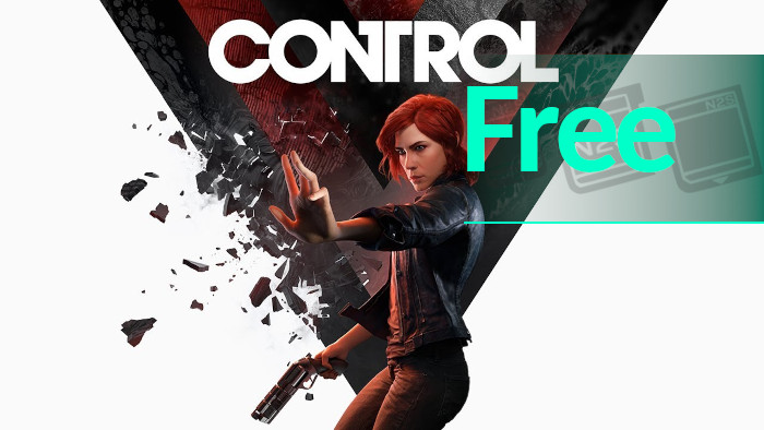 Control – Epic Games Store