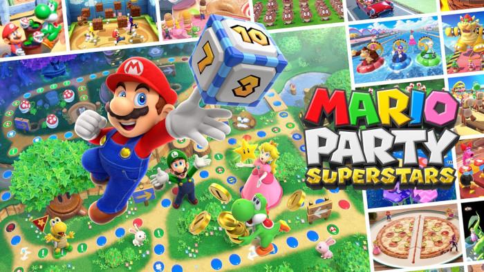 Mario Party Superstars Annunciato all'E3
