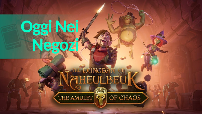 Oggi nei Negozi: The Dungeon of Naheulbeuk: The Amulet of Chaos – Chicken Edition