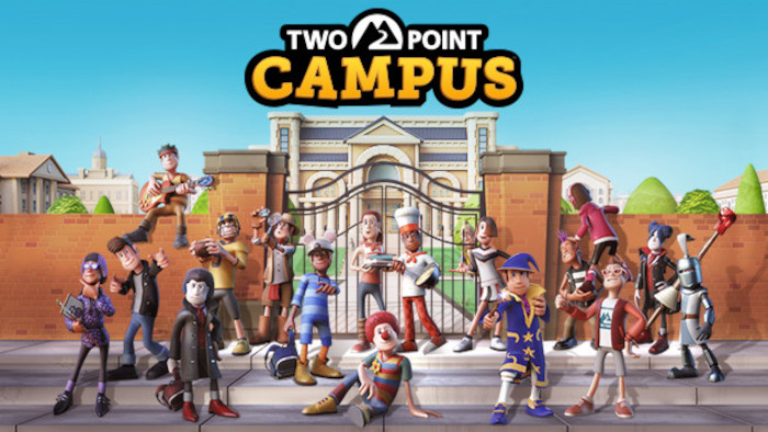Annunciato Two Point Campus per Nintendo Switch
