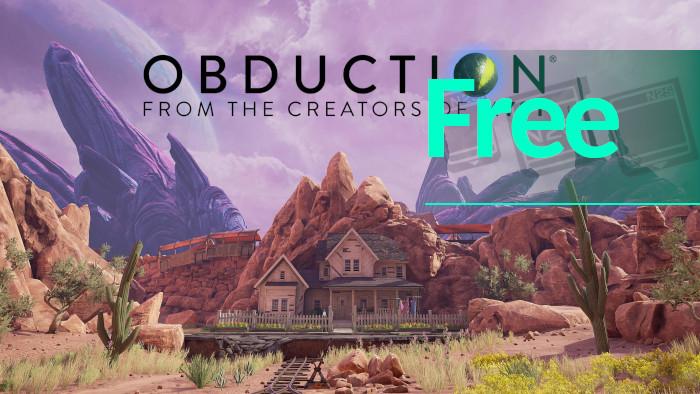 Obduction – Epic Games Store