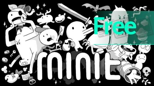 Minit Epic Games Store