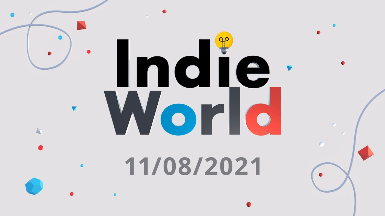 Nintendo Indie World 11-08-2021