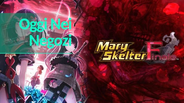 Oggi nei Negozi: Mary Skelter Finale