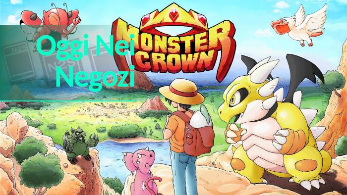 Oggi nei Negozi: Monster Crown