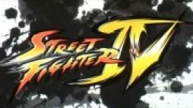 logo street fighter iv