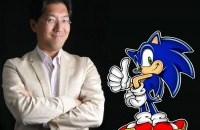 Creatore di Sonic Yuji Naka e sonic