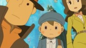 Professor Layton and the Azran Legacies