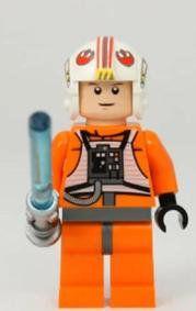 Lego Star Wars Luke Skywalker X Wing Pilot Minifigure Buy