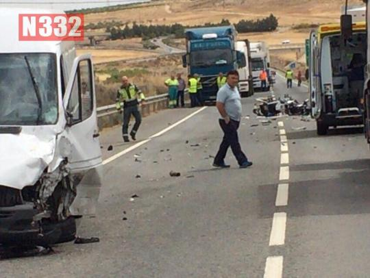 20150529 - Guardia Civil Officer Killed in Crash  (4)