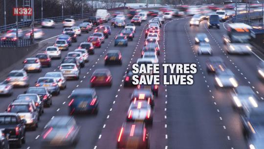 Safe Tyres Save Lives