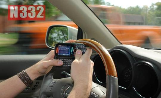 Weekend Clampdown on Mobile Phone Use