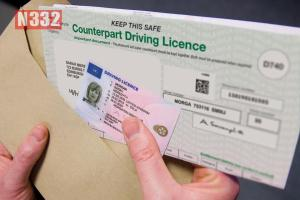 Clock Ticking for UK License Paper Counterpart