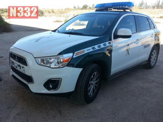 New Mitsubishi Traffic Cars Arrive in Orihuela (3)