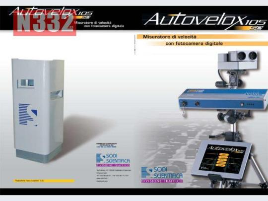 Radar - Autovelox 105se