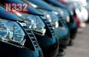New Car Sales Increasing