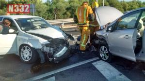 More Serious Crashes on the N-332