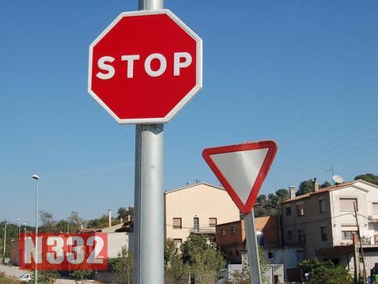 Junctions stop
