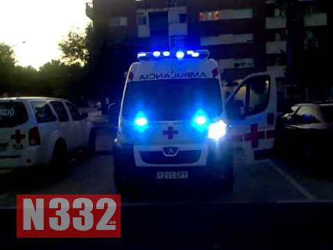 Spanish Government Approves Blue Lights for All Emergency Vehicles